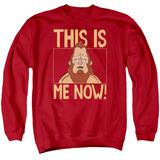 Crewneck Sweatshirt: Bobs Burgers- This Is Me Now! T-Shirt