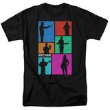 Archer- Silhouette Blocks T-Shirt