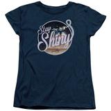 Womens: Firefly- Stay Shiny T-shirts