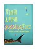 The Life Aquatic Arte por Chris Wharton
