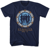 Stargate- Silhouette Gate Vêtements
