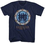Stargate- Silhouette Gate Shirts