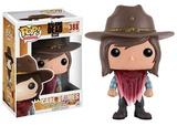 The Walking Dead - Carl w/Bandana POP Figure Leke