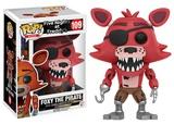 Five Nights at Freddy's - Foxy POP Figure Legetøj