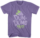 Dum Dums- Grape T-Shirts