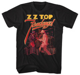ZZ Top- Fandango Magliette