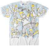 The Simpsons- Homer Time Vêtements