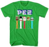 Pez- Christmas Pez Camiseta