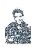 Elvis Presley Posters by Cristian Mielu