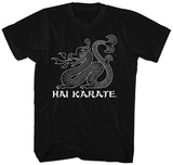 Hai Karate- Stencil Dragon Vêtement