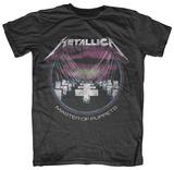 Metallica- Master Of Puppets Maglietta