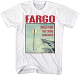 Fargo- Stop Sign Skjorter