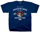Grateful Dead- Bertha Tour T-skjorte