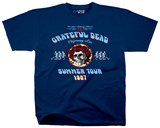 Grateful Dead- Bertha Tour T-paidat