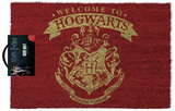 Harry Potter - Welcome To Hogwarts Door Mat Sjove ting