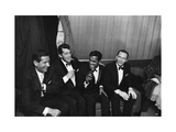 Sammy Davis Jr., Rat Pack - 1960 Art by Moneta Sleet Jr.