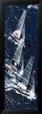Fleet to the Mark, 32nd America's Cup Prints by Gilles Martin-Raget
