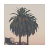 Los Angeles Kunstdrucke von Laura Evans