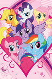 My Little Pony- Group Poster