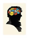 Sherlock Pôsteres por Chris Wharton