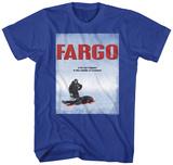 Fargo- Poster T-shirts
