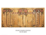 The May Queen Giclée-tryk af Margaret Macdonald Mackintosh