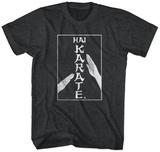 Hai Karate- Karate Chop T-Shirts