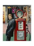 Destiny James Dean Posters par Chris Consani
