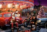 Legendary Christmas Posters van Chris Consani