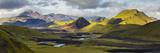 Tindfjallajškull, Fjallabak, South Iceland, Iceland Fotografie-Druck von Rainer Mirau