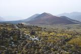 Lavafields, Helgafellssveit, Berserkjahraun, Snaefellsnes, West Iceland Reproduction photographique par Julia Wellner