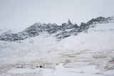 Mountain Hraunsdrangi, Hraun, …xnadalur, Hšrgadalur, Akureyri Area, North Iceland Reproduction photographique par Julia Wellner