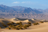 USA, Death Valley National Park, Mesquite Flat Sand Dunes Fotografisk trykk av Catharina Lux