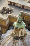 Italy, Rome, Vatican, Peter's Cathedral, Dome, Detail, Peter's Dome Photographic Print by Rainer Mirau