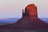 East Mitten, Monument Valley, Navajo Tribal Park, Arizona, Usa Photographic Print by Rainer Mirau