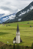 Austria, East Tyrol, Kals (Town), Kirche St. Georg Reproduction photographique par Gerhard Wild