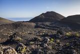 Volcano Landscape Between the Two Volcanoes San Antonio and Teneguia, La Palma, Spain Impressão fotográfica por Gerhard Wild