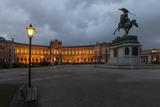 Austria, Vienna, Heldenplatz, Hofburg, Equestrian Statue Archduke Charles Reproduction photographique par Gerhard Wild