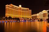 USA, Las Vegas, Hotel Bellagio Fotografie-Druck von Catharina Lux