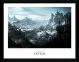 Skyrim - Vista Collector-tryk