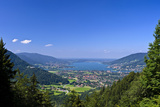 Germany, Bavaria, Upper Bavaria, Mangfall (Mountain Range), Tegernsee (Lake Photographic Print by Udo Siebig