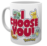Pokemon - I Choose You Mug Mug
