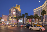 The Venetian Hotel, Strip, South Las Vegas Boulevard, Las Vegas, Nevada, Usa Photographic Print by Rainer Mirau