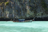 "Longtail Boat Cruise to Koh Phi Phi Leh, Maya Bay (""The Beach"" Photographic Print by Harry Marx"