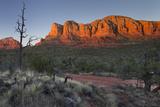 Munds Mountains, Sedona, Arizona, Usa Photographic Print by Rainer Mirau