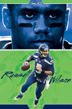 NFL- Russell Wilson Pôsteres
