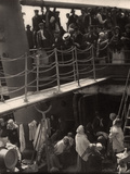 The Steerage Reproduction photographique par Alfred Stieglitz