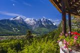 Germany, Bavaria, Upper Bavaria, Werdenfelser Land, Zugspitz Region Photographic Print by Udo Siebig