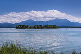 Germany, Bavaria, Upper Bavaria, Chiemgau, Gstadt Am Chiemsee (Lake Photographic Print by Udo Siebig