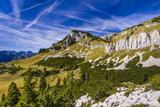 Austria, Tyrol, Achensee Region, Rofan (Mountains), Maurach Am Achensee Photographic Print by Udo Siebig